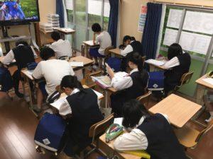 授業風景②